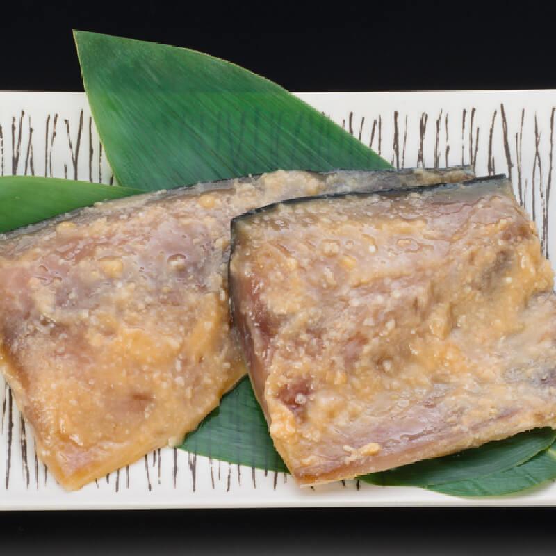 釧鯖味噌漬け   2切入