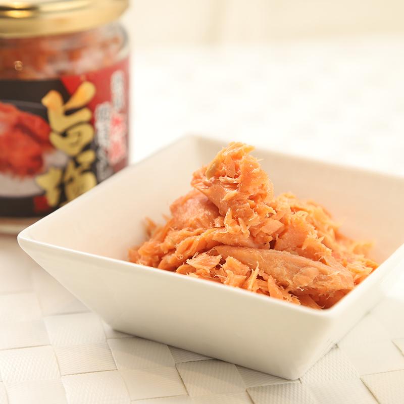 旨塩熟成紅鮭焼ほぐし  100g