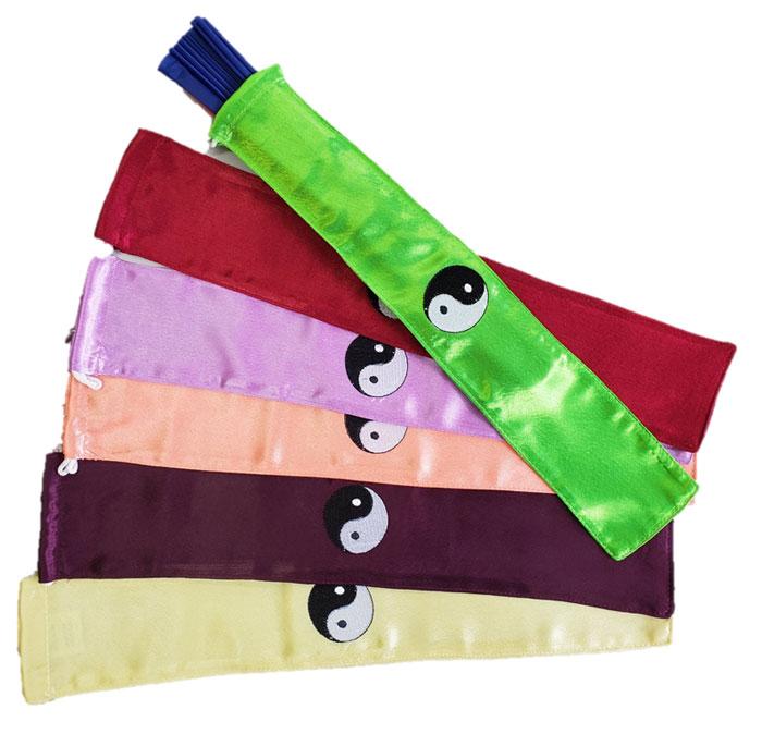 扇袋(刺繍入り)【受注生産】