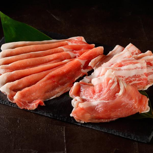 行方の米豚3種セット
