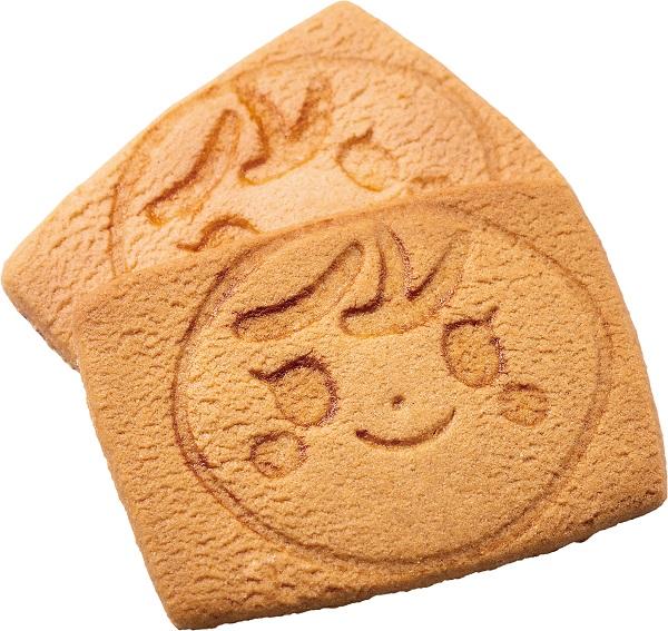 行方産のサツマイモを使用したお芋のお菓子【焼き芋サブレ】