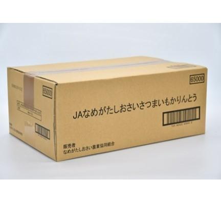 【JAなめがたしおさい】JA産「熟成紅こがね」使用 さつまいもかりんとう1箱(12袋入り)