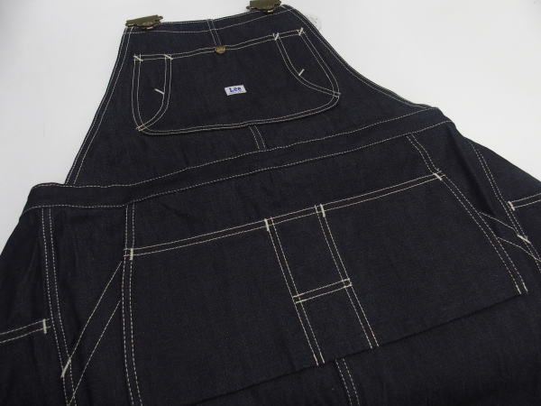 Lee(リー) [Work Line Collection [Work Line Overall Apron/デニムエプロン]