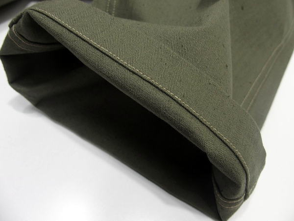 WAREHOUSE(ウエアハウス) Military Pants [USMC Herringbone Monkey Pants/Lot.1097/ミリタリーパンツ/カーゴパンツ/ヒップカーゴ/モンキーパンツ]