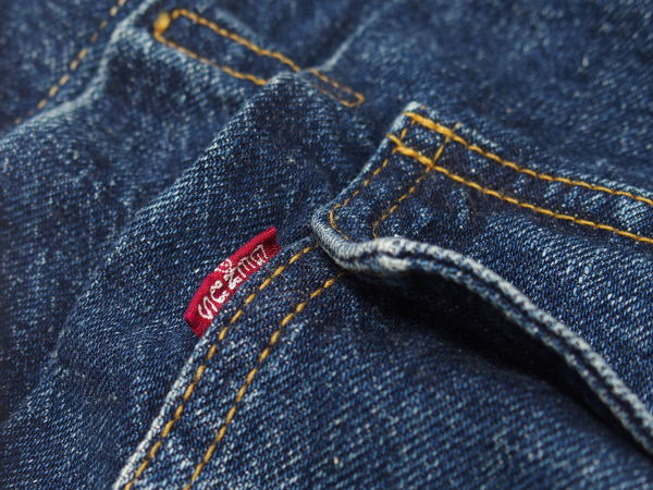 WAREHOUSE(ウエアハウス) [2ND-HAND Lot.2002 DENIM JACKET/Real Vintage Used Wash/Gジャン」]