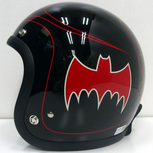 TOYS McCOY(トイズマッコイ)BUCO(ブコ)HELMET [BATMAN/限定生産モデル/ヘルメット]