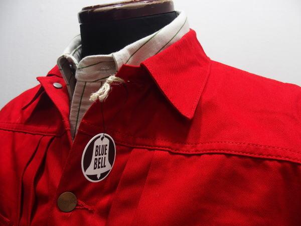 Wrangler(ラングラー)Archives Real Vintage [Champion Jacket/12MJ-Red/チャンピオンジャケット/カウボーイジャケット]〜限定生産モデル!〜