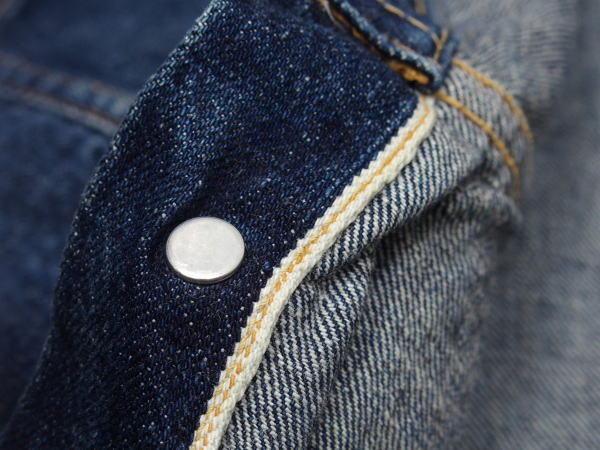 WAREHOUSE(ウエアハウス) [2ND-HAND Lot.2001 DENIM JACKET/Real Vintage Used Wash/Gジャン」]