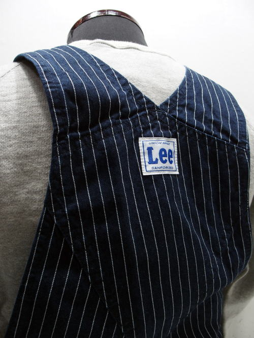 Lee(リー) [DUNGAREES OVERALL/Wabash Stripe/オーバーオール]
