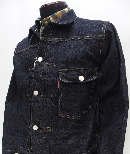 WAREHOUSE(ウエアハウス)Original Vintage Denim Jacket [Vintage Denim Jacket Lot.DD-2001xx New Denim/One Wash/Gジャン/デニムジャケット]