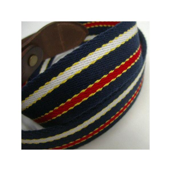 【在庫処分/返品・交換不可】BUTTON WORKS USA(ボタンワークス)[1.25inch Cotton Belt]〜Made in U.S.A.〜