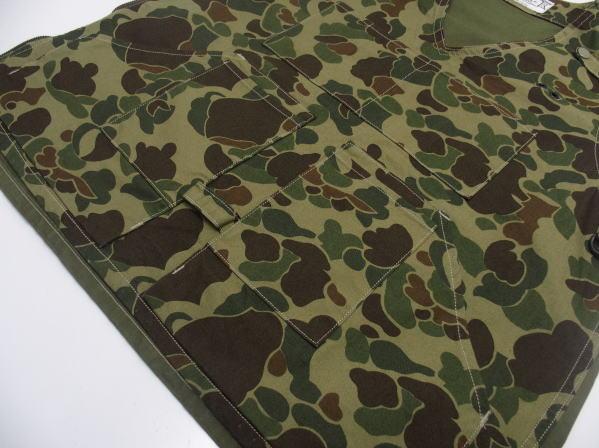COLIMBO(コリンボ)[MASLAND SPORTSMAN'S PRODUCTS/CREEK VEST 1949-Camouflage/ベスト]