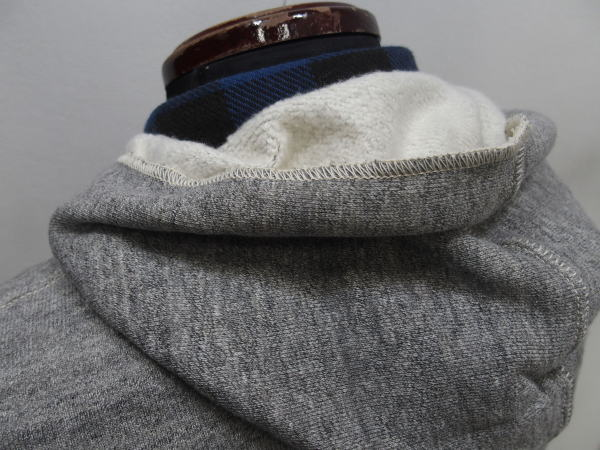 WAREHOUSE(ウエアハウス)Original Sweat [Lot.453 Separate Pocket Set in Hood/Heather Gray/スウェットパーカー]