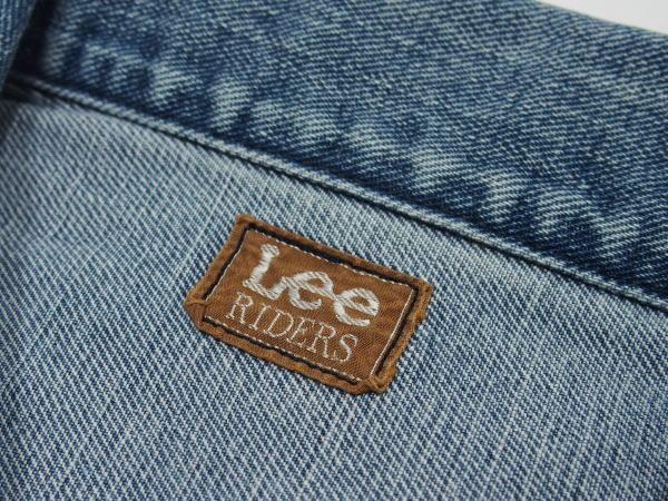 Lee(リー) [AMERICAN RIDERS 101J DENIM JACKET/156/デニムジャケット/Gジャン]