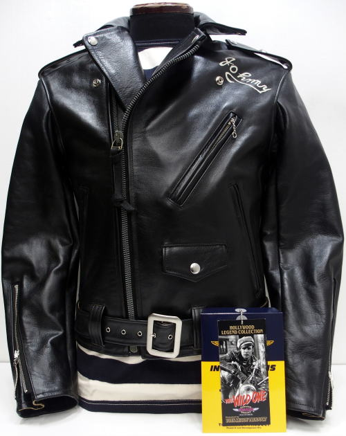 TOYS McCOY(トイズマッコイ)[DURABLE CODE33 DOUBLE RIDERS JACKET/THE WILD ONE/ライダースジャケット]