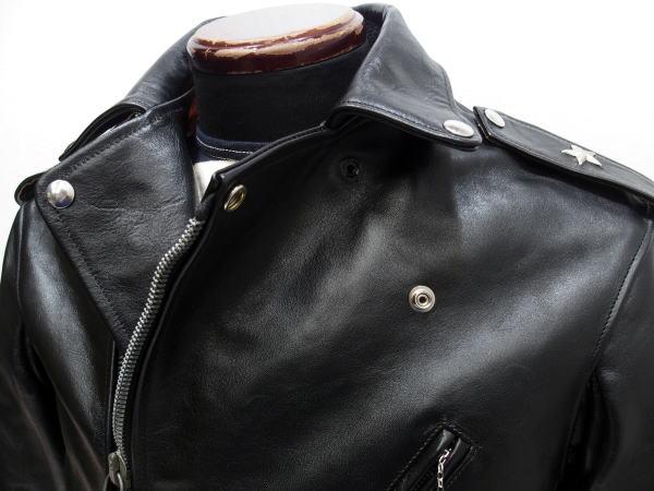 TOYS McCOY(トイズマッコイ)[TOYS McCOY(トイズマッコイ)[DURABLE CODE33 DOUBLE RIDERS JACKET/ライダースジャケット]