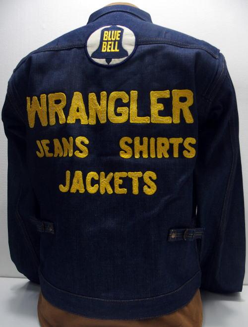 Wrangler(ラングラー)Archives Real Vintage [50' 111MJ Champion Jacket/デニムジャケット/チャンピオンジャケット/カウボーイジャケット]〜限定生産モデル!〜