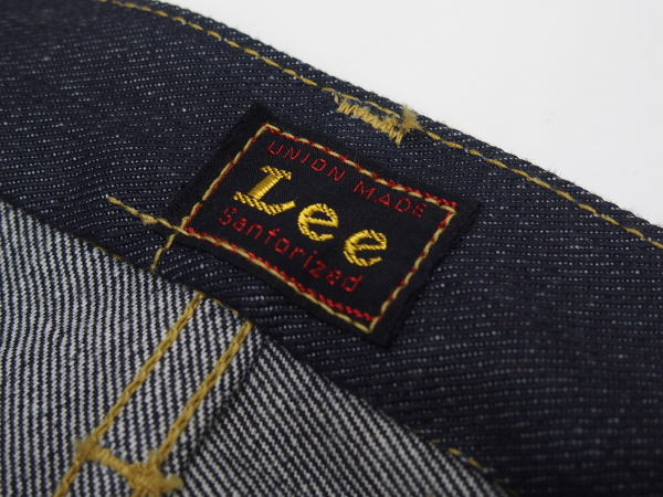Lee(リー)Real Vintage The Archive Collection [WW� 44'MODEL 101/大戦後期モデル/ジーンズ]
