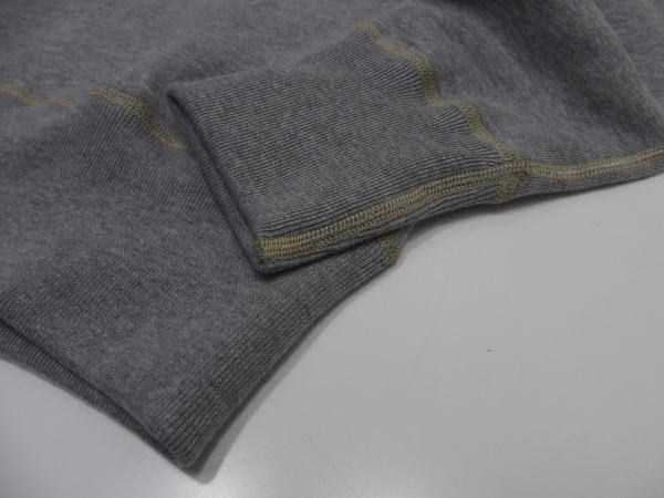 TOYS McCOY(トイズマッコイ)[McHILL SPORTS WEAR SWEAT SHIRT FLATSEAMER/Gray/ヴィンテージスウェット]