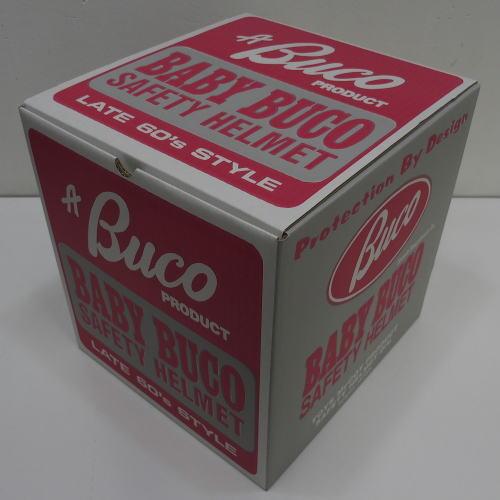 TOYS McCOY(トイズマッコイ)BUCO HELMET [BABY BUCO PLAIN MODEL/Ivory White/ヘルメット]