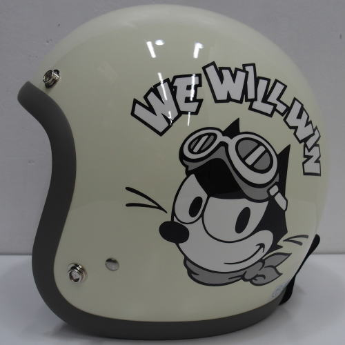 TOYS McCOY(トイズマッコイ)BUCO HELMET [BABY BUCO/FELIX FOLLOW THE ATTACK/ヘルメット]