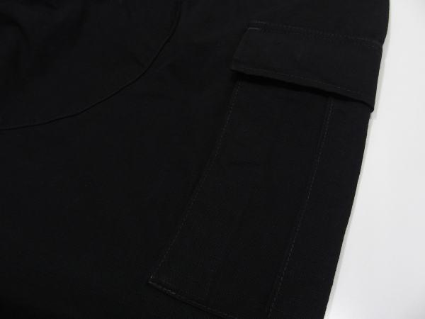 COLIMBO(コリンボ)[NY GUARDLAN PANTS SOLID-Black/ミリタリーパンツ/カーゴパンツ]