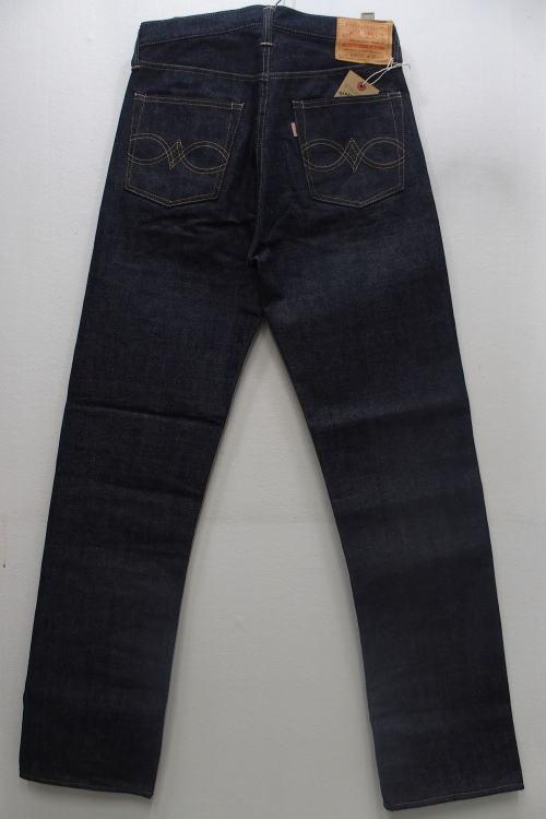 WAREHOUSE(ウエアハウス) [Dead Stock Blue Denim/Lot.1000xx-1946 Model/デッドストックブルー/ジーンズ/1946モデル]
