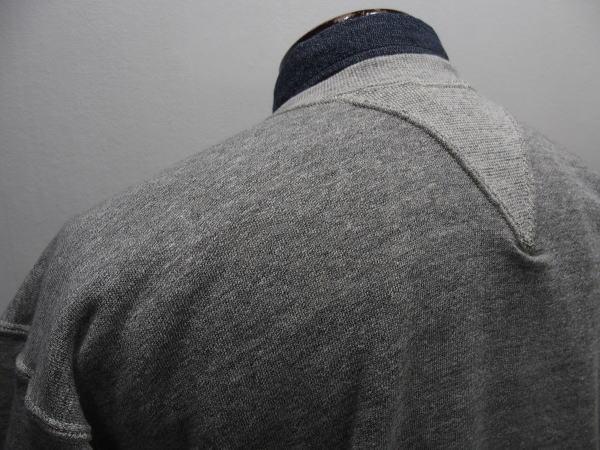 WAREHOUSE(ウエアハウス)Original Sweat [SET-IN SLEEVE SWEAT/Lot.467-Gray/スウェット/ヴィンテージスウェット]