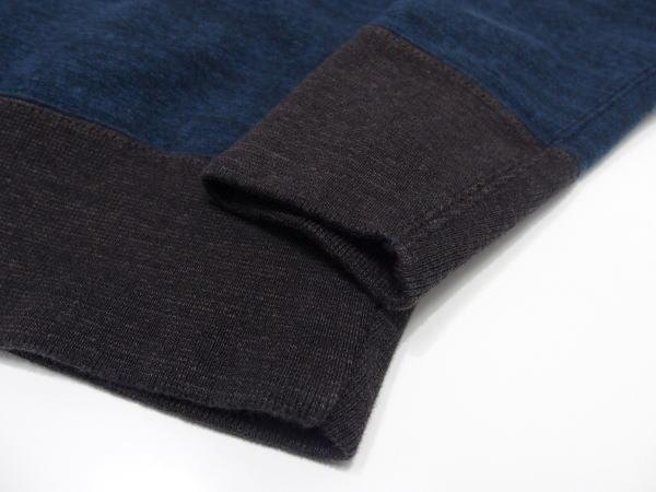 Deluxeware(デラックスウエア)Mix Thread Heavy Sweater [Lot.S100-01/スウェット/日本製/E柄]