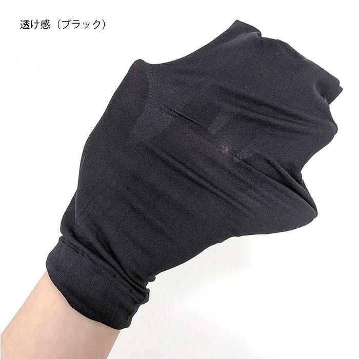 【単品】シルク混サポートミニクルーソックス