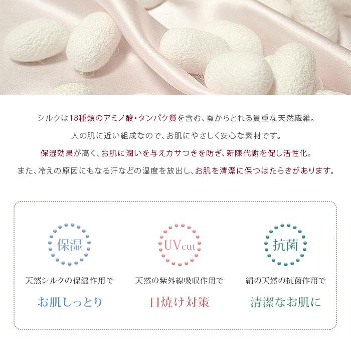 日本製 シルクフェイスマスク
