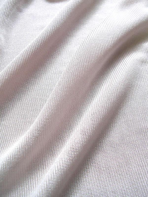 シルクリブ汗取り付きキャミソール