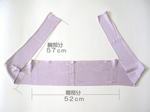 日本製 シルクラグラーストール