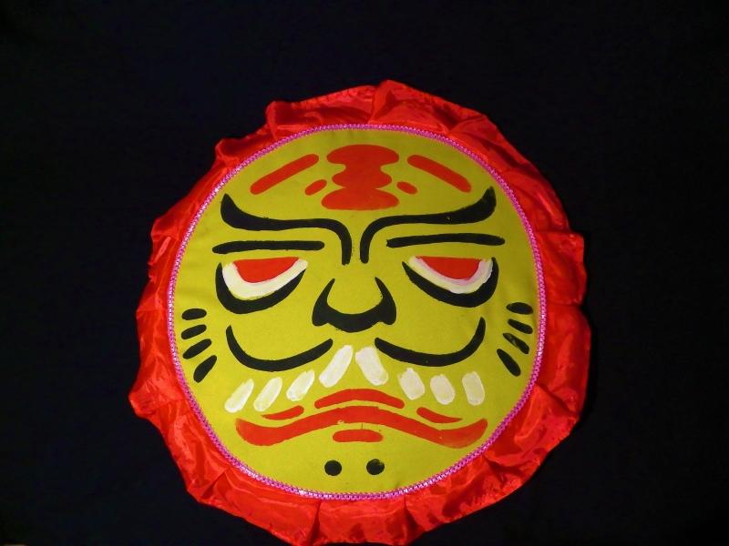 盾牌 盾/演武/試合/少林拳/盾牌刀