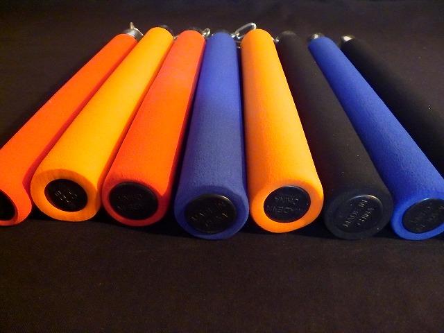 練習用ヌンチャク 双節棍/スポンジ/伝統拳/ブルースリー/少林寺/軟器械