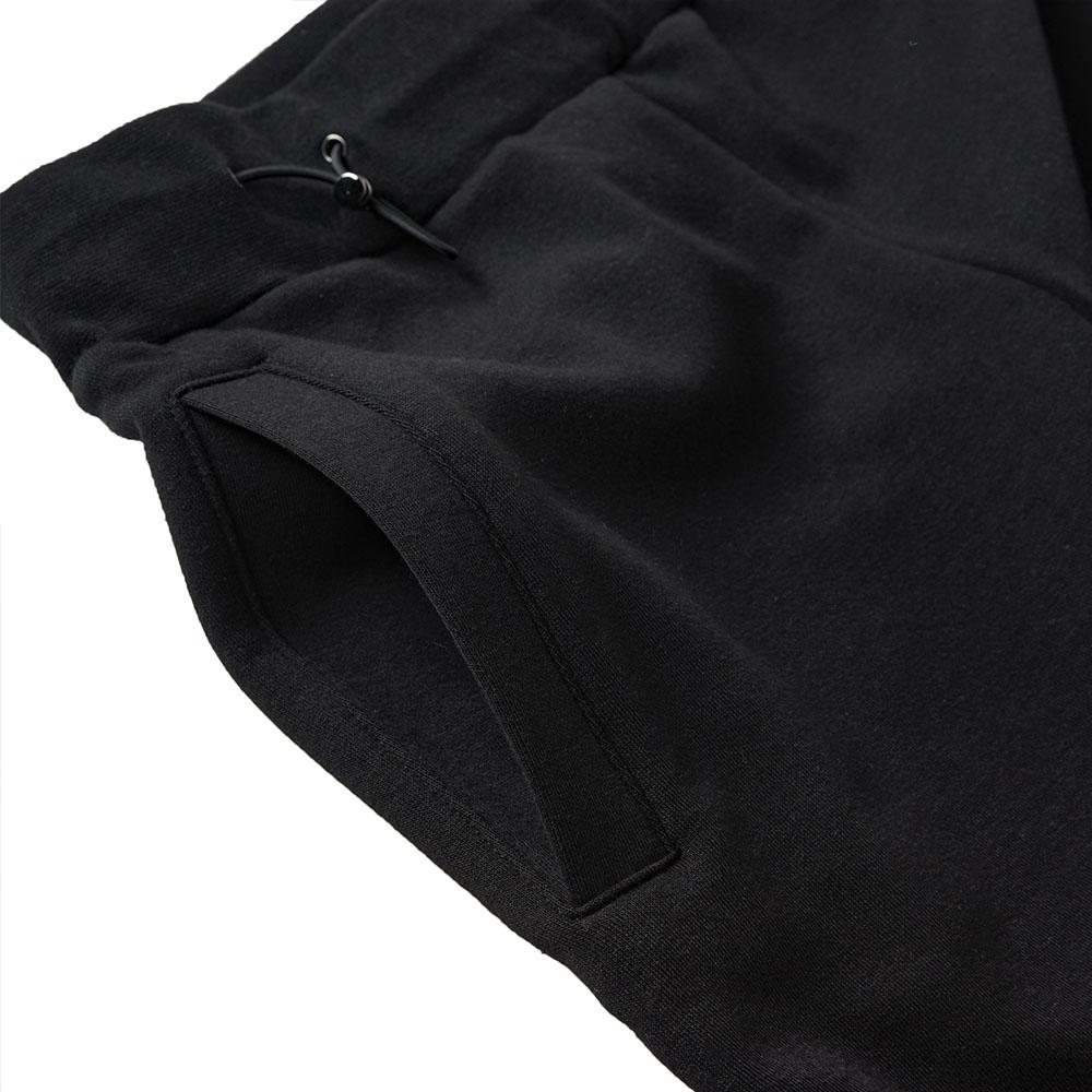 BANDEL ジョガーパンツ Calf Logo Print BAN-JP008 BLACK