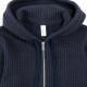 Seagreen フーディー BIG WAFFLE hoodie MSEA21S0846-M NAVY