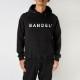 BANDEL フーディー Front Logo BAN-HD019 BLACK