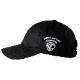 BANDEL キャップ WG SIDELOGO LOW CAP BG-WSLCP BLACKxWHITE