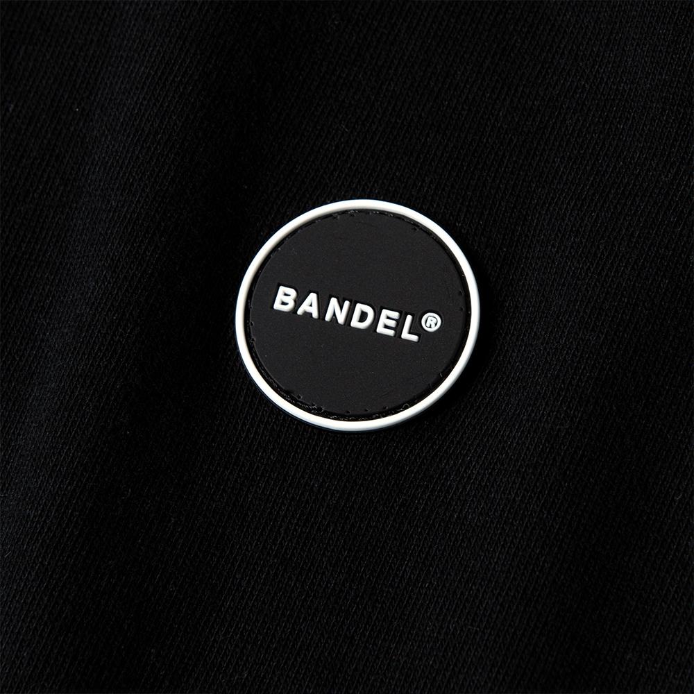 BANDEL Tシャツ S/S TEE Silicon Logo BAN-T014 Black