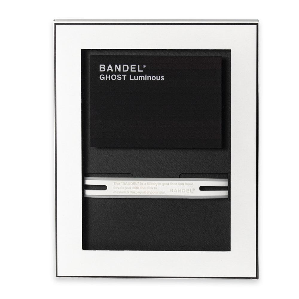 BANDEL ブレスレット GHOST Luminous White