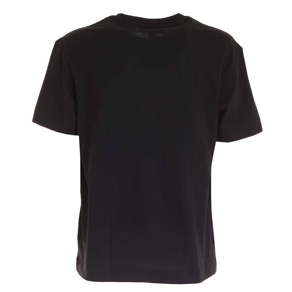Y-3 Tシャツ U SQUARE LABEL GRAPHIC GV6060 BLACK