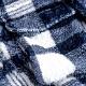STAMPD シャツ Cropped Plaid Sherpa Button D SLA-M2697BD PLAID