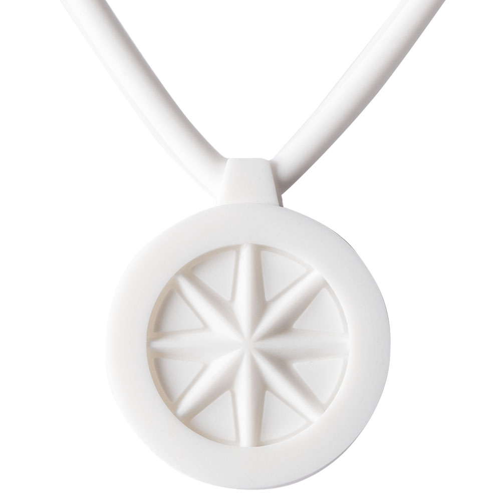 BANDEL ネックレス GHOST Luminous White