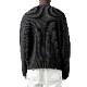 STAMPD セーター Studio Cableknit Sweater SLA-M2705KW CHARCOAL