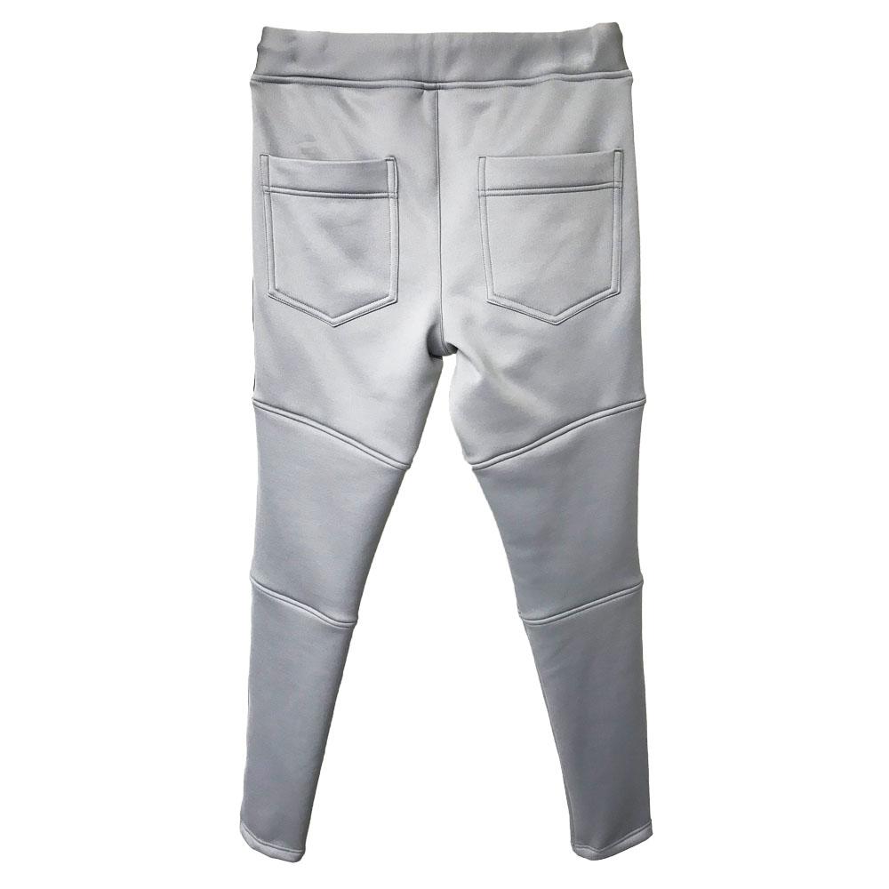 RESOUND CLOTHING パンツ Johnson LINE HEAT PT RC18-ST-009H GREYxBLACK