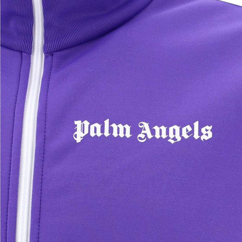 PALM ANGELS トラックジャケット CLASSIC TRACK JKT 4005 PURPLE