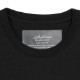 Seagreen Tシャツ ORGANIC COTTON JERSEY T-SHIRT MSEA21S8198-M BLACK