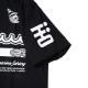 muta MARINE Tシャツ Black Marine x Kuromi x My Melody FISHING MFAX-434161 WHITE