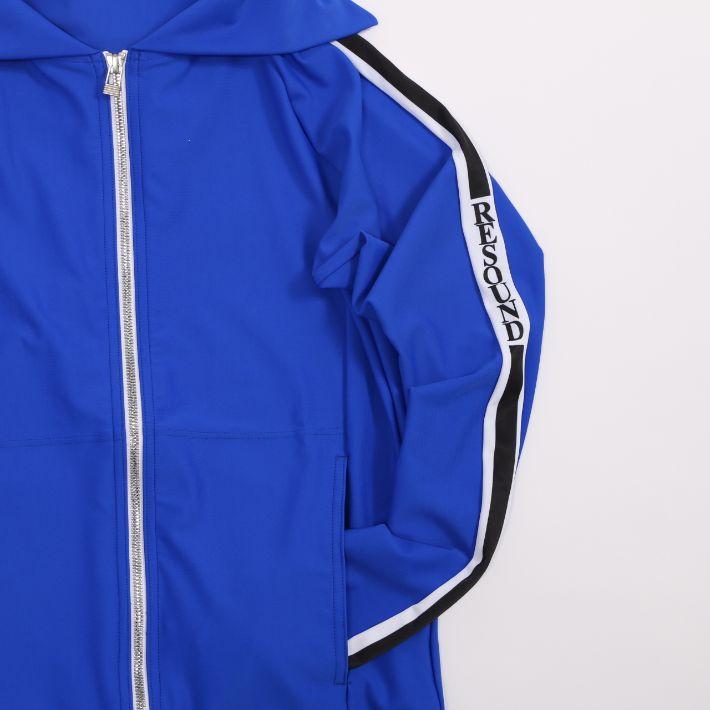 RESOUND CLOTHING リサウンドクロージング ラッシュガードフーディー RASH LINE PK